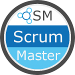 Scrum Master Badge Agile Minds